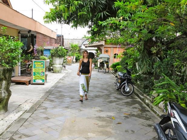 Ruta por Yogyakarta