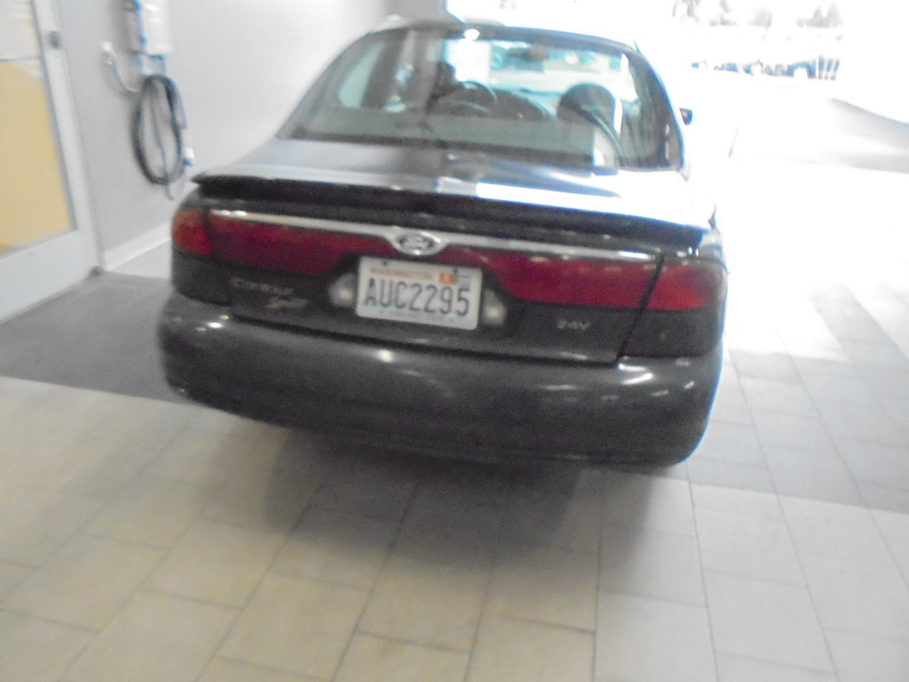 hight resolution of  1999 ford contour sport by bellevue bob