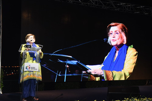 Mrs Nasreen Kasuri