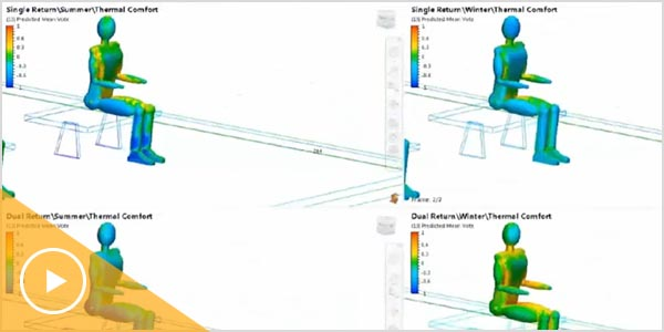 Working with Autodesk CFD Ultimate 2019 full