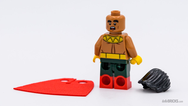 REVIEW LEGO 70919 The Justice League Anniversary Party
