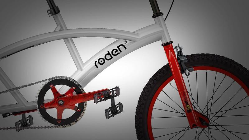 Roden logo