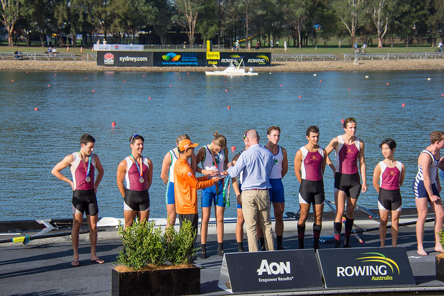 2018 National Rowing Championships Sat