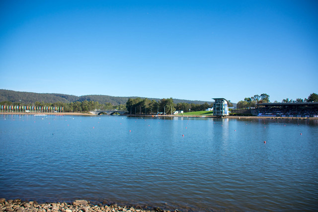 2018 National Rowing Championships Sun