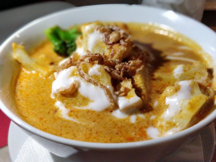 Ayuthaiya Thai Restaurant Hong Kong Soho Curry