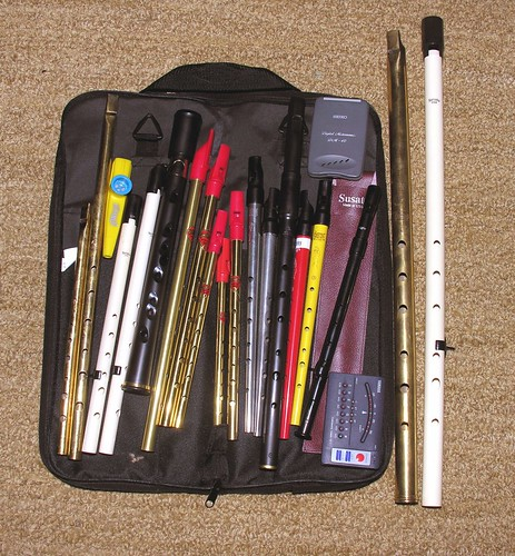 Whats in my drumstick bag?