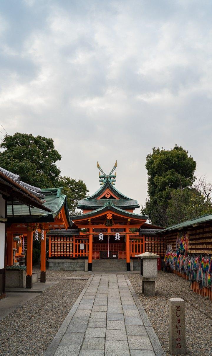 Fushimi-Inari Detail