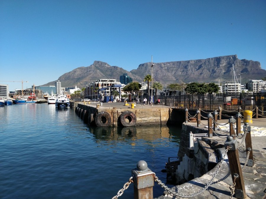 Cape Town V&A Waterfront South Africa Travel Blog