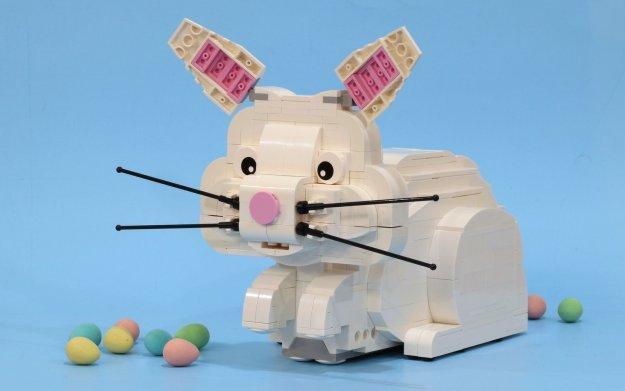 Egg Pooping Bunny