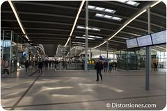 Interior de la estación Utrecht Centraal