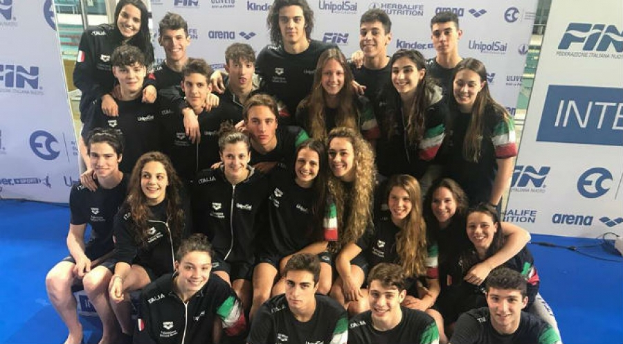 Energy Standard Cup: vince l'Italia!!!