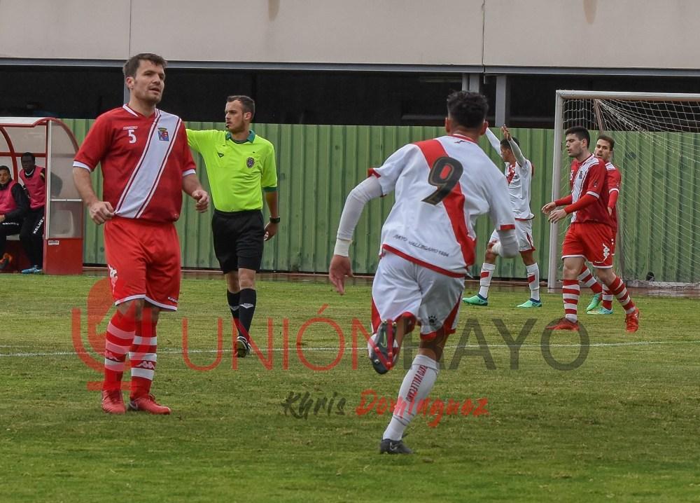 Rayo B 2-0 Colmenar Viejo