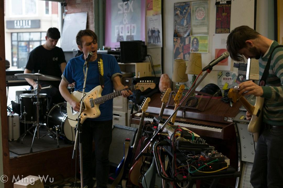 Aestrid @ The Record Centre