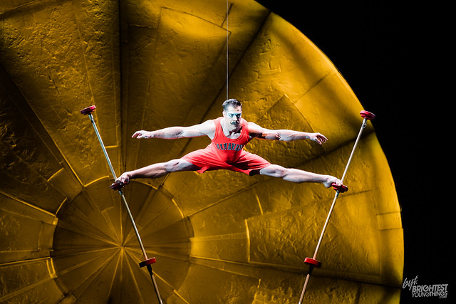 Cirque Du Soleil Luzia Premiere-46