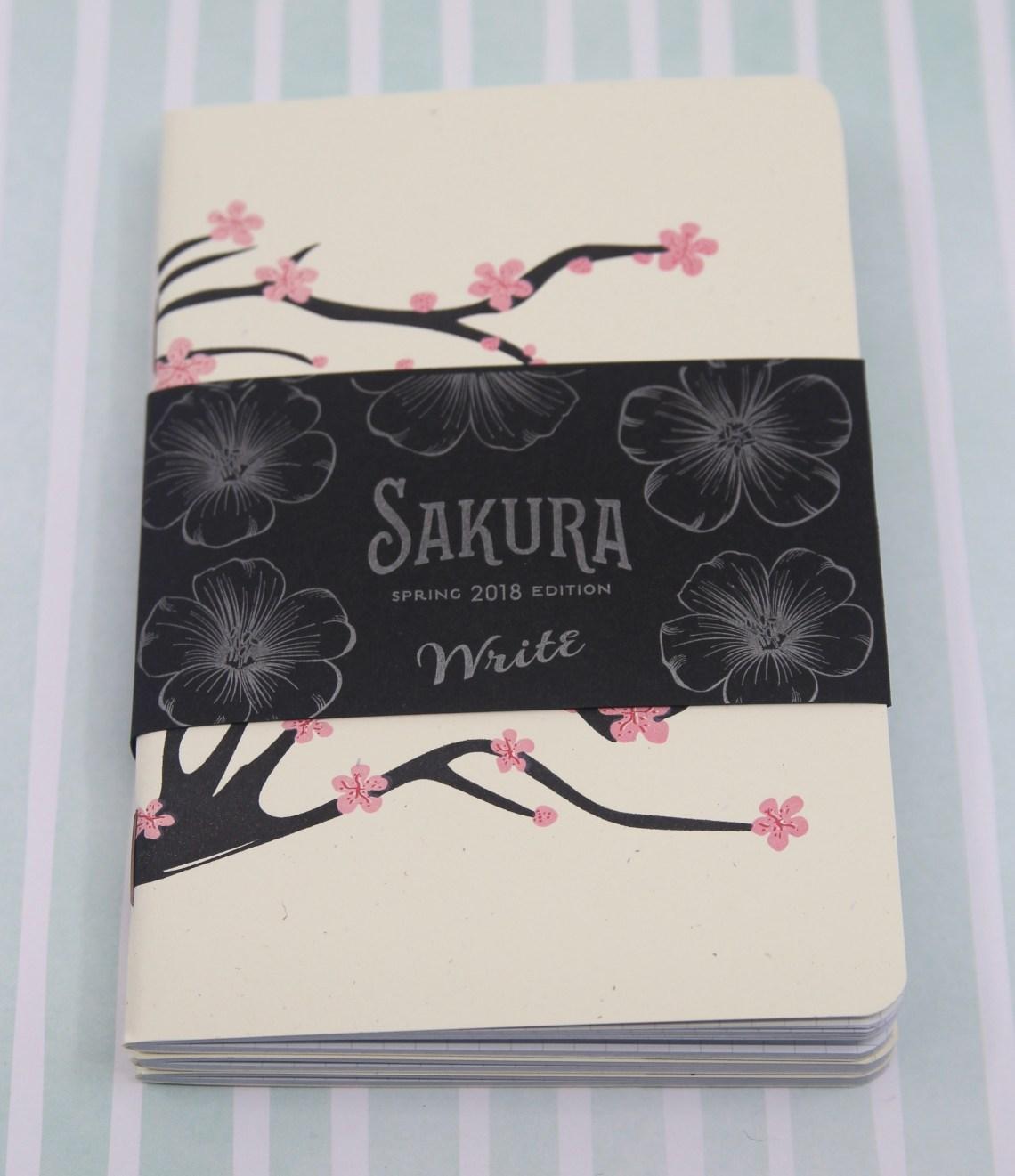 Write Sakura