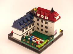 Apartment Building #2 (Micropolis)
