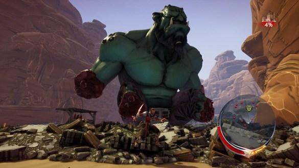 Extinction - Limbless Orc