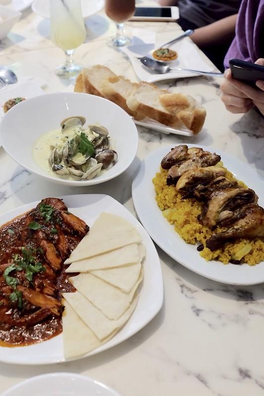 [澳門吃喝] 地道文化美食節 | THE APRON | THE RITZ-CARLTON BAR & LOUNGE | DEAN & DELUCA CAFÉ | Café SAB 8 | Common Table : saii-lee