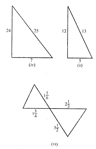 RD Sharma Class 10 Solutions Chapter 7 Triangles Revision