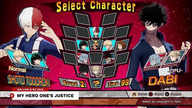 La justice de mon héros