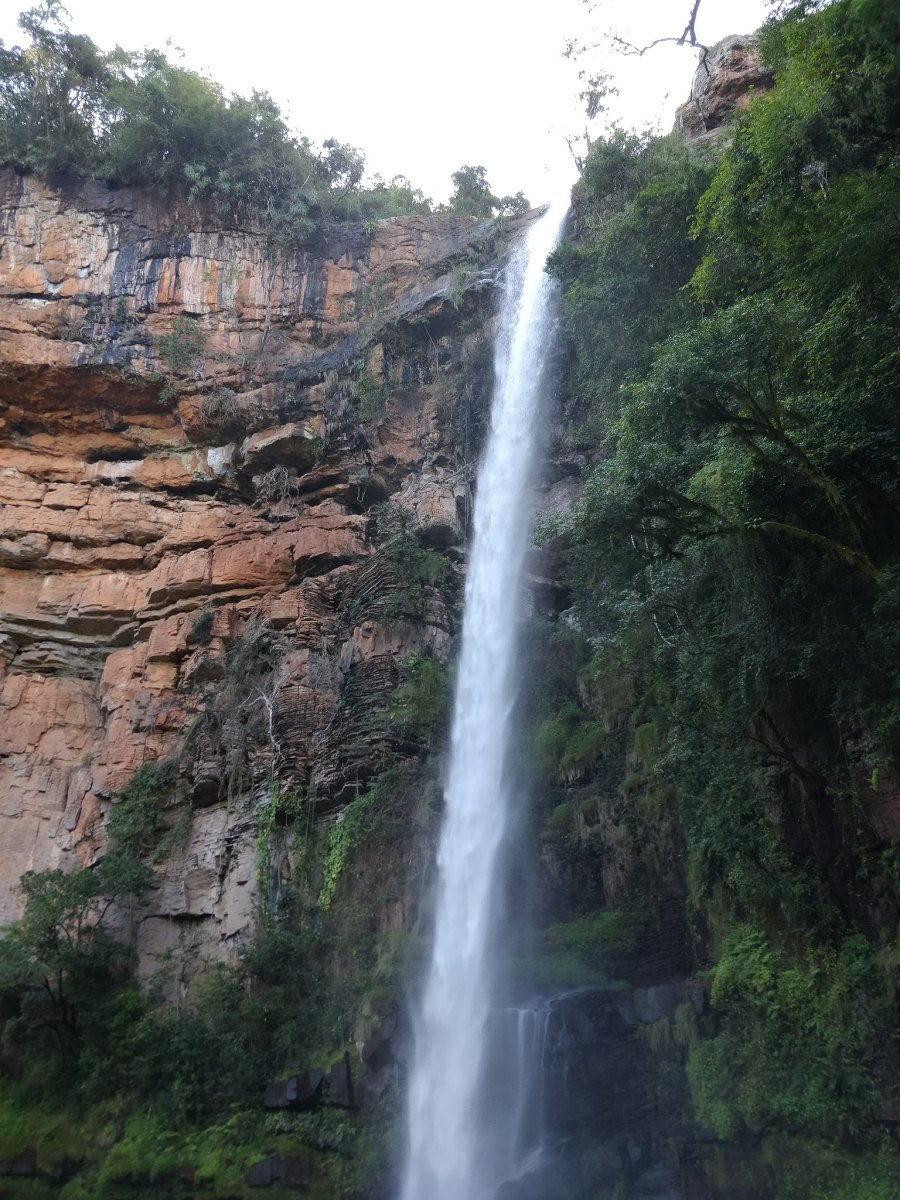Lone Creek Falls Travel Blog South Africa