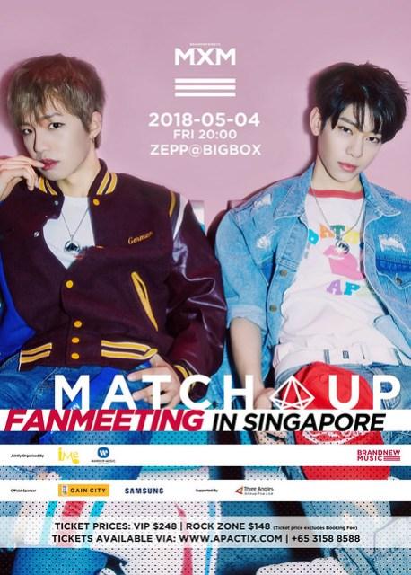 MXM in Singapore