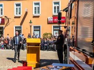 145 Jahre FF Feuerwehr Purkersdorf