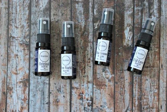 Beardster Oil Cover 1