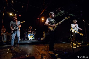 Parquet Courts @ Cats Cradle in Carrboro NC on June 6th 2018