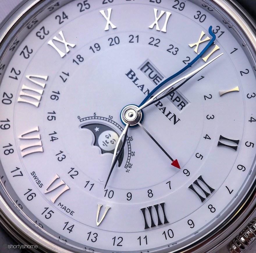 Blancpain Villeret Quantieme Complet GMT