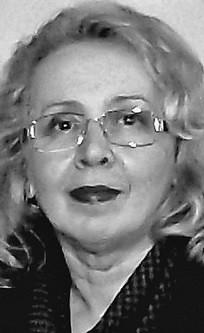 Angela Furtuna noir et blanc