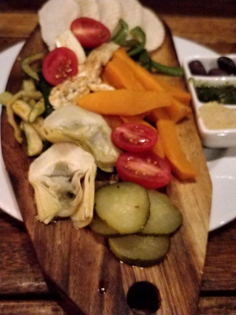 Kuka Cafe Hazy View Mpumalanga South Africa Restaurant Blog Crudites