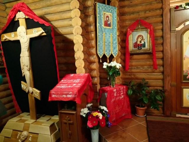2018 04 08 Pascha. Easter. Divine Liturgy. Пасха. Литургия и освящение пасок