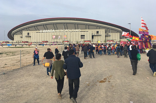 Final de copa del Rey. 21 de abril de 2018