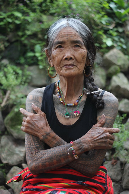 Apo Whang-od – The Last Master Tattoo Artist of Kalinga