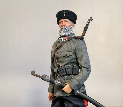 Facepool Figure COSSACK FP-C-001