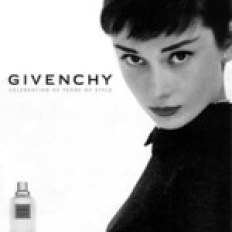 Audrey Hepburn for Givenchy