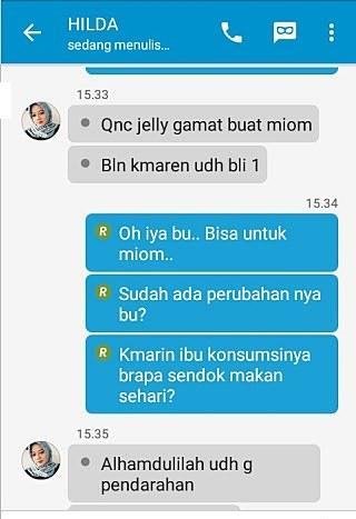 Pengobatan Kanker Endometrium Dengan Jelly Gamat