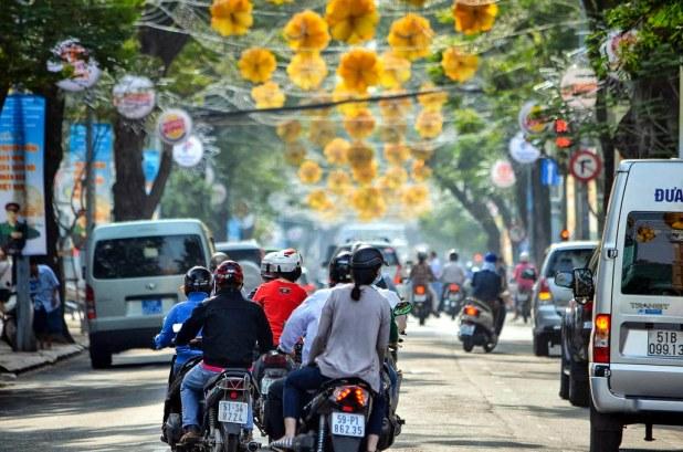 Visita a Ho Chi Minh