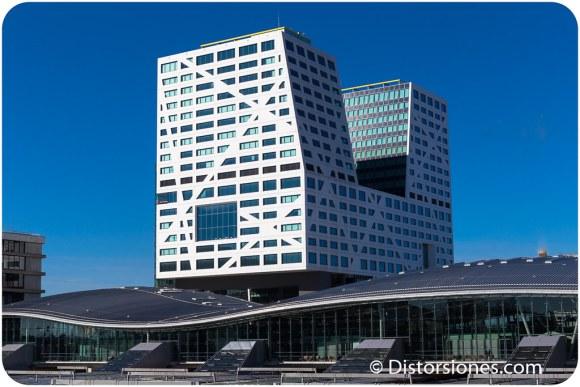 Utrecht Centraal y Stadskantoor