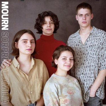 """MOURN 'Sorpresa Familia"""" cover"""