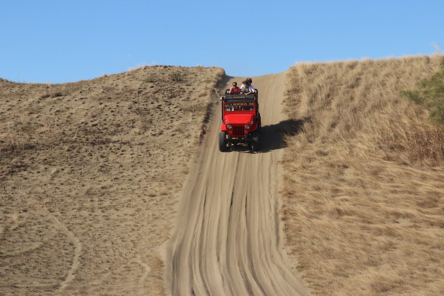 4X4 Ride at La Paz Sand Dunes