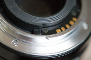 Minolta Maxxum 100mm f/2.8 Macro