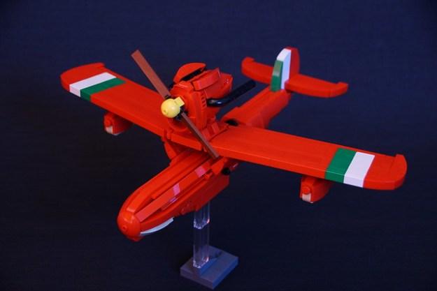 波尔科罗索的Savoia S.二十一