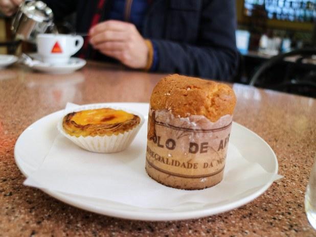 Dulces en Portugal