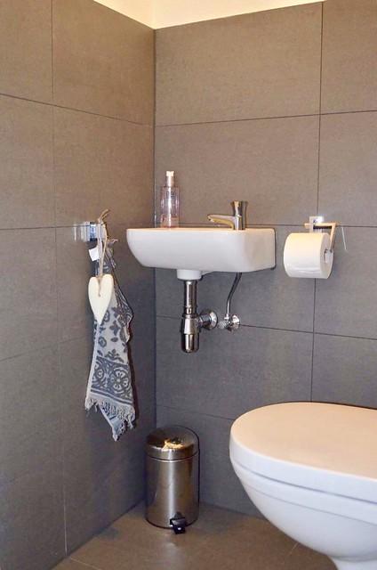 Toilet strak landelijk