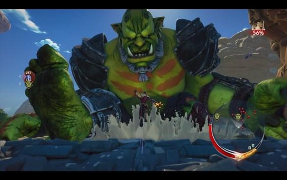 Extinction - Orc Attack
