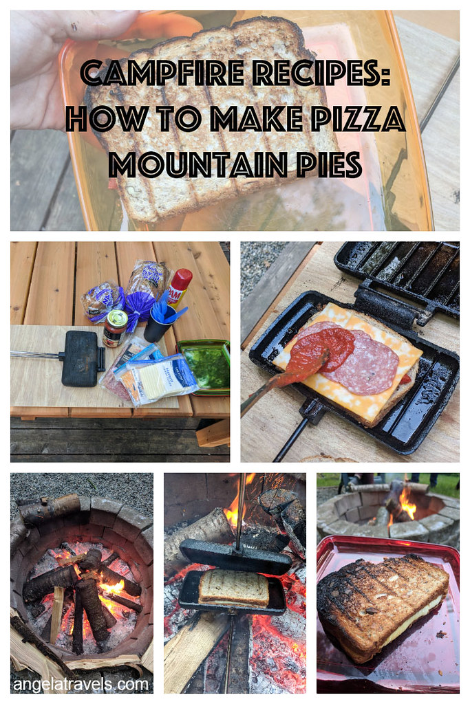 How to Make Pizza Mountain Pies