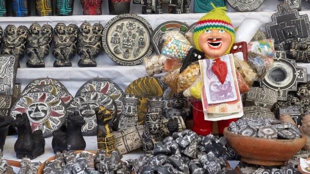 Compras en Bolivia y visitar Potosí