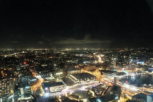 sydney-night-view